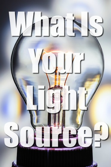What Is Your Light Source?