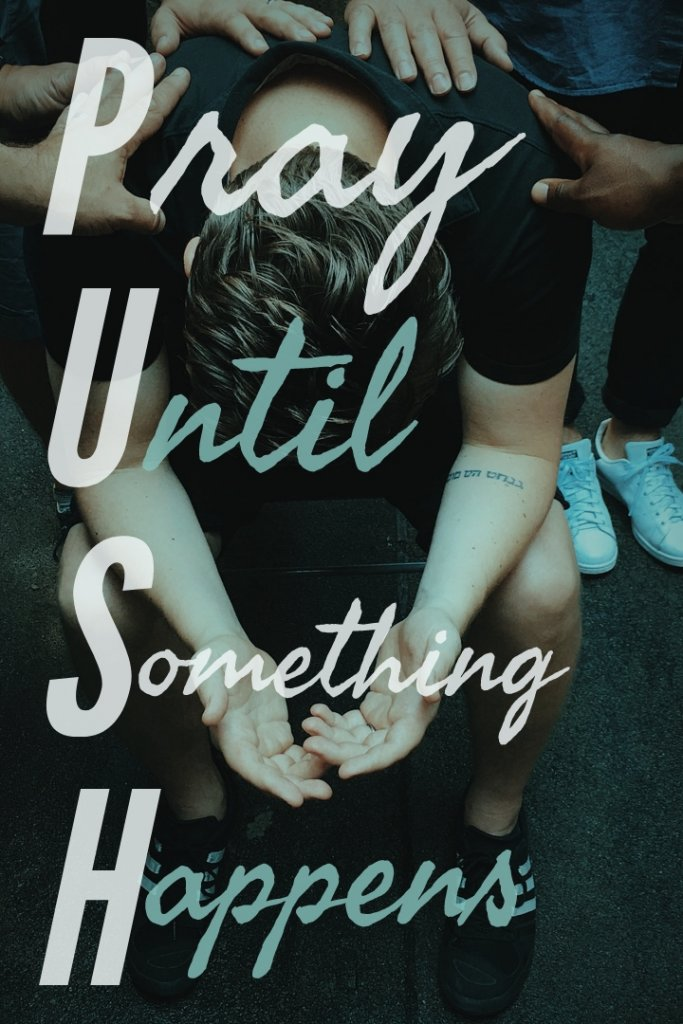 Pray Until Something Happens: (Sometimes The Process Hurts)