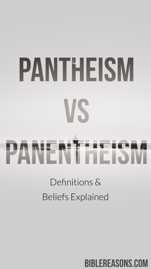 Pantheism Vs Panentheism: Definitions & Beliefs Explained