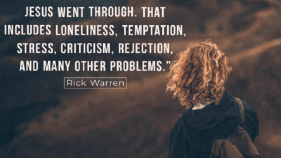 60 Encouraging Bible Verses About Rejection And Loneliness